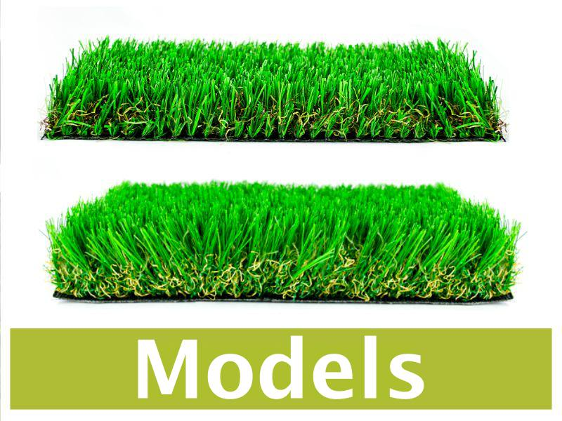 models of artificial grass ibiza